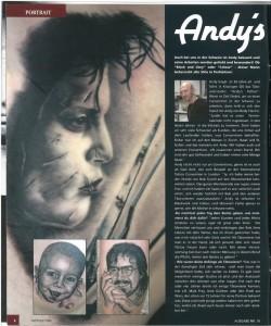 TATTOO TIME – Ausgabe 10 – Februar-April 2009-1