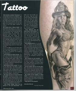 TATTOO TIME – Ausgabe 10 – Februar-April 2009-2