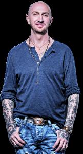 Tattoo Artist Andy Engel
