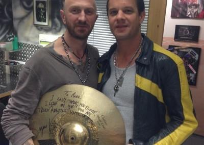 Andy Engel & Bryan Keeling