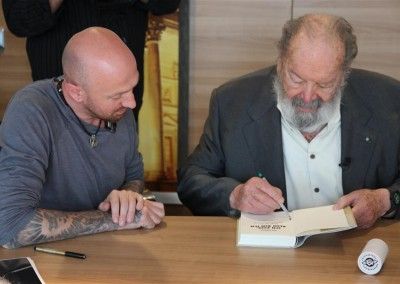 Andy Engel & Bud Spencer