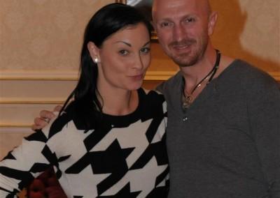 Andy Engel & Lina van de Mars