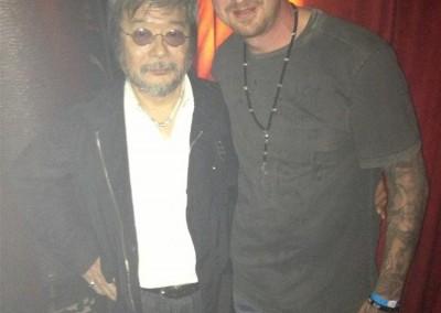 Andy Engel & Mr. Horitoshi 1st