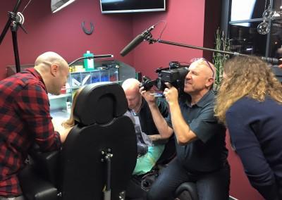 Spiegel TV Reportage zu Gast im Studio