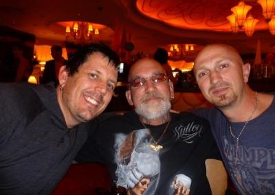 Sean Dowdell - Bob Tyrrell - Andy Engel