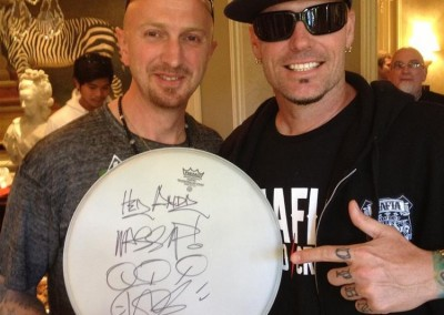 Andy Engel & Vanilla Ice