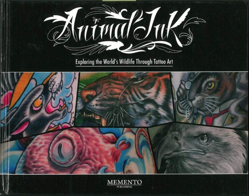 B�cher - Ver�ffentlichungen - ANIMAL INK - 2012