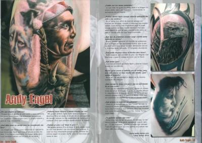 ARTE TATTOOS & PIERCING - Ausgabe 1 - Januar 2011