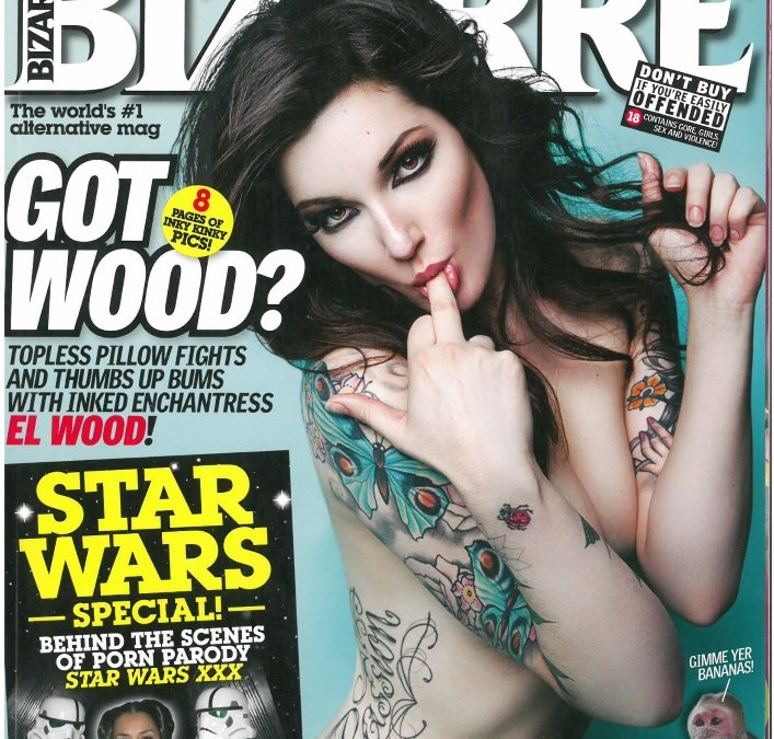 BIZARRE – Ausgabe 81 – November 2011