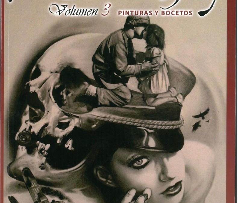 BLACK & GREY PINTURAS Y BOCETOS – Vol.3 No. 1