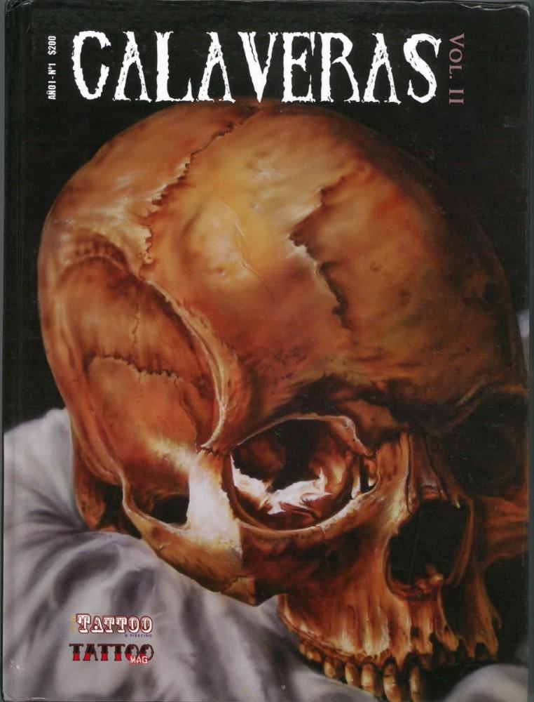 B�cher - Ver�ffentlichungen - CALAVERAS VOL.II - 2014