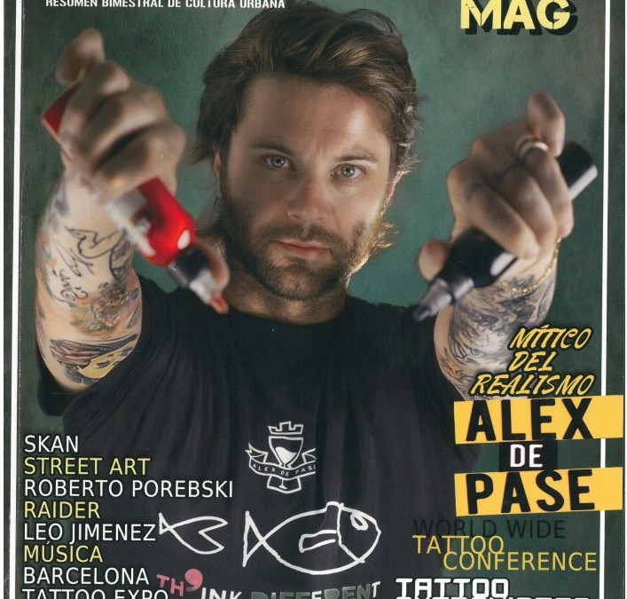 GLOBAL TATTOO MAG – Nr. 13 – November 2014