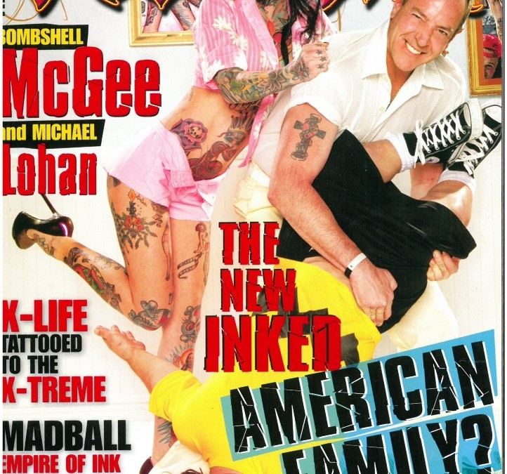 REBEL INK – Ausgabe 4 – April 2011
