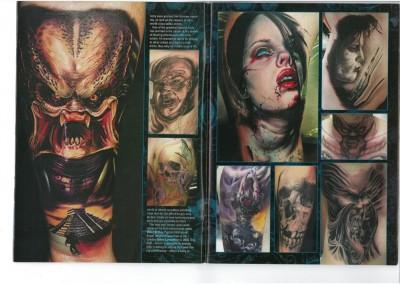 REBEL INK - Ausgabe 4 - April 2011