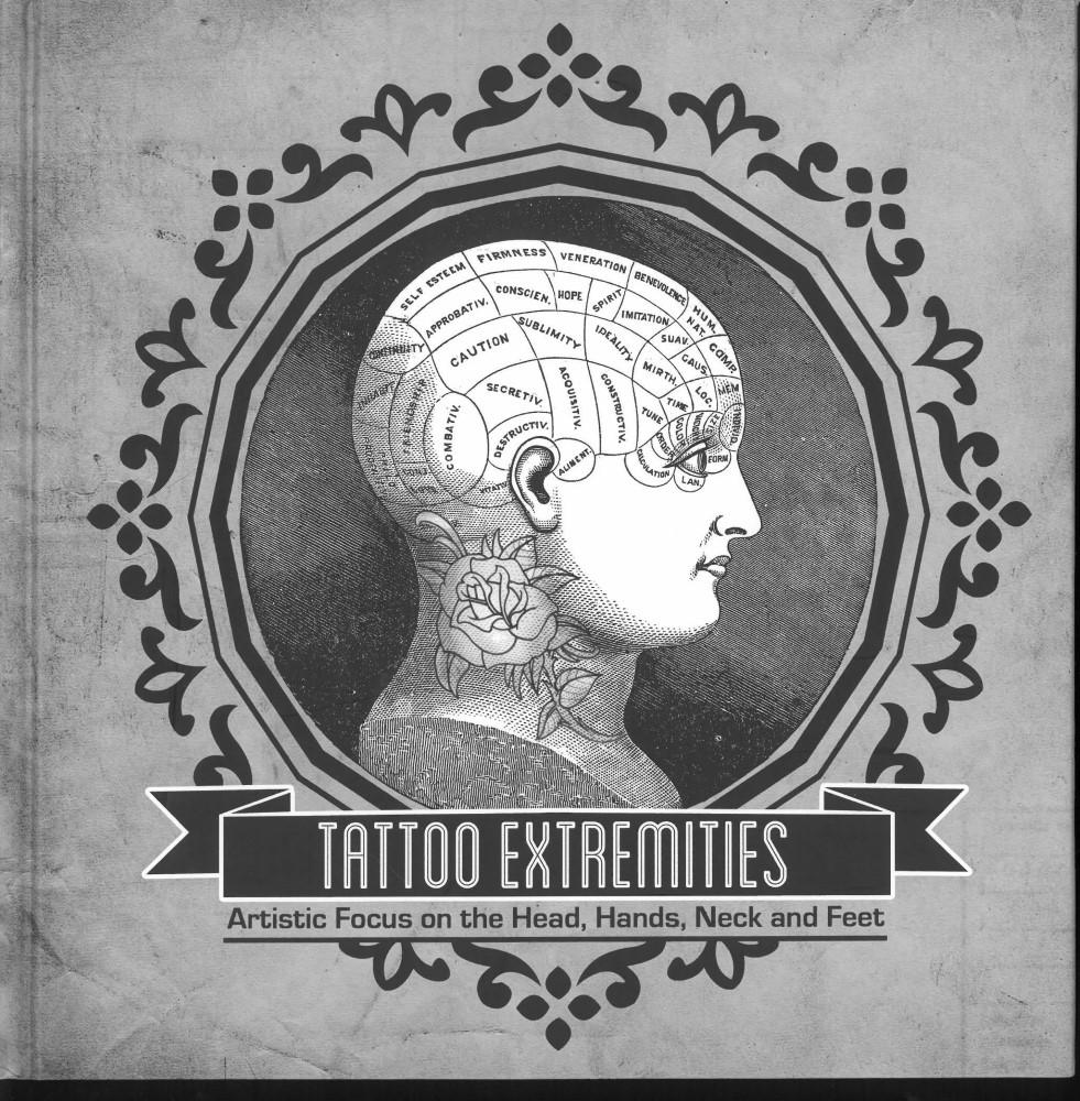 B�cher - Ver�ffentlichungen - TATTOO EXTREMITIES - 2012