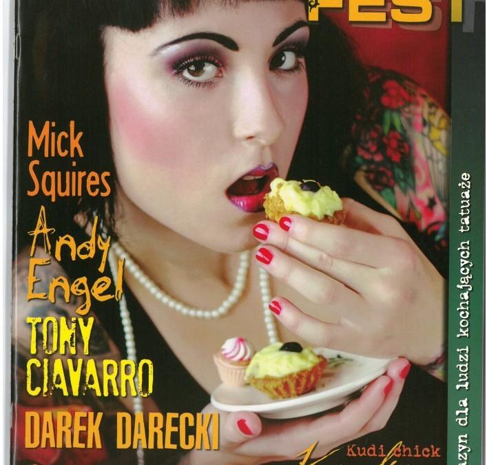 TATTOO FEST – Ausgabe 41 – September 2010