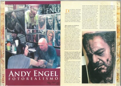 TATTOO MAG - Ausgabe 6 - Juni 2012