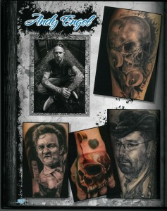 TATTOO PRODIGIES – A COLLECTION OF THE BEST TATTOOS BY THE WORLDS BEST TATTOO ARTISTS NO.2 – 2014-Seite-1
