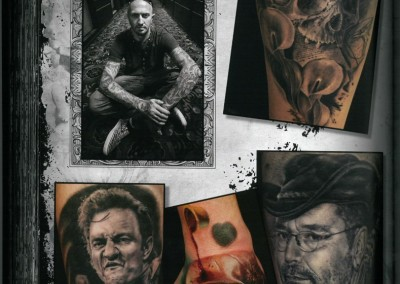 TATTOO PRODIGIES - A COLLECTION OF THE BEST TATTOOS BY THE WORLD'S BEST TATTOO ARTISTS NO.2 - 2014