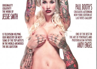 TATTOO SOCIETY - Ausgabe 34 - September 2012