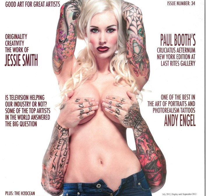 TATTOO SOCIETY – Ausgabe 34 – September 2012