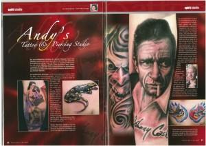 TATTOO SPIRIT – Ausgabe 14 – Februar 2005-1