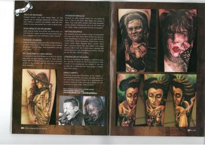 TATUAGENS ORIENTAIS ESPECIAL - Ausgabe 3