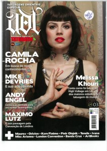 TATUAGENS ORIENTAIS ESPECIAL – Ausgabe 3-titel