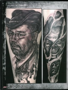 THE BEST TATTOOS BY THE WORLDS BEST TATTOO ARTISTS No. 1 – 2010-Seite-3