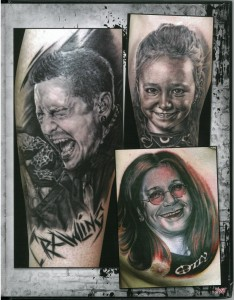 THE BEST TATTOOS BY THE WORLDS BEST TATTOO ARTISTS No. 1 – 2010-Seite-4