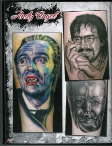 THE BEST TATTOOS BY THE WORLDS BEST TATTOO ARTISTS No. 1 – 2010-Seite1