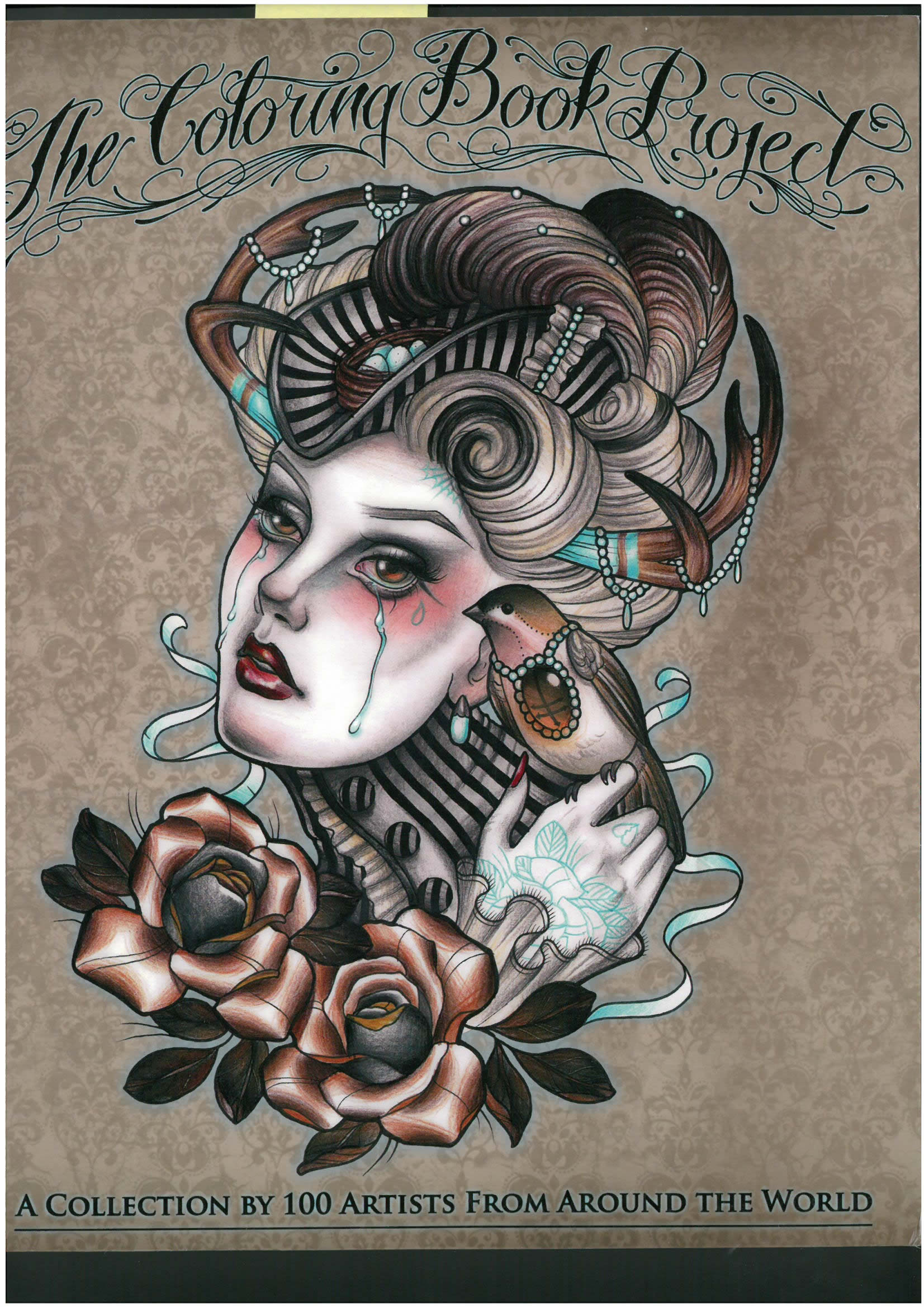 B�cher - Ver�ffentlichungen - THE COLORING BOOK PROJECT - 2012