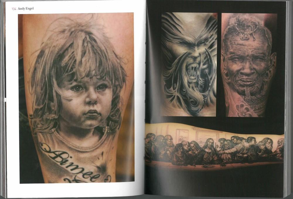 The mammoth book of new tattoo art 2014 tattoo artist for The mammoth book of tattoos