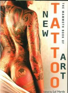 THE MAMMOTH BOOK OF NEW TATTOO ART – 2014-Titel
