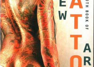 THE MAMMOTH BOOK OF NEW TATTOO ART - 2014