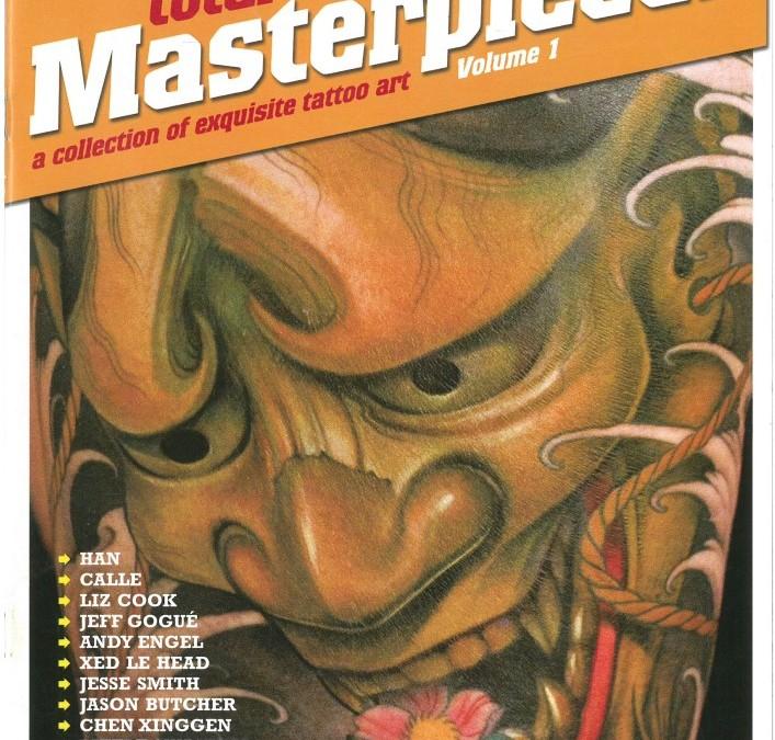 TOTAL TATTOO MASTERPIECES VOL. 1 – Ausgabe 91 – Mai 2012