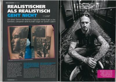 Tätowier Magazin - Ausgabe 200 - Oktober 2012