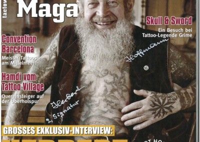 TätowierMagazin - Ausgabe 166 - Dezember 2009