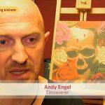 Andy Engel im Sat 1 Frühstücksfernsehen