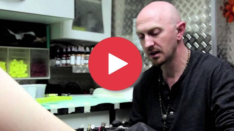 Andy Engel spricht über sein Intenze Farbset