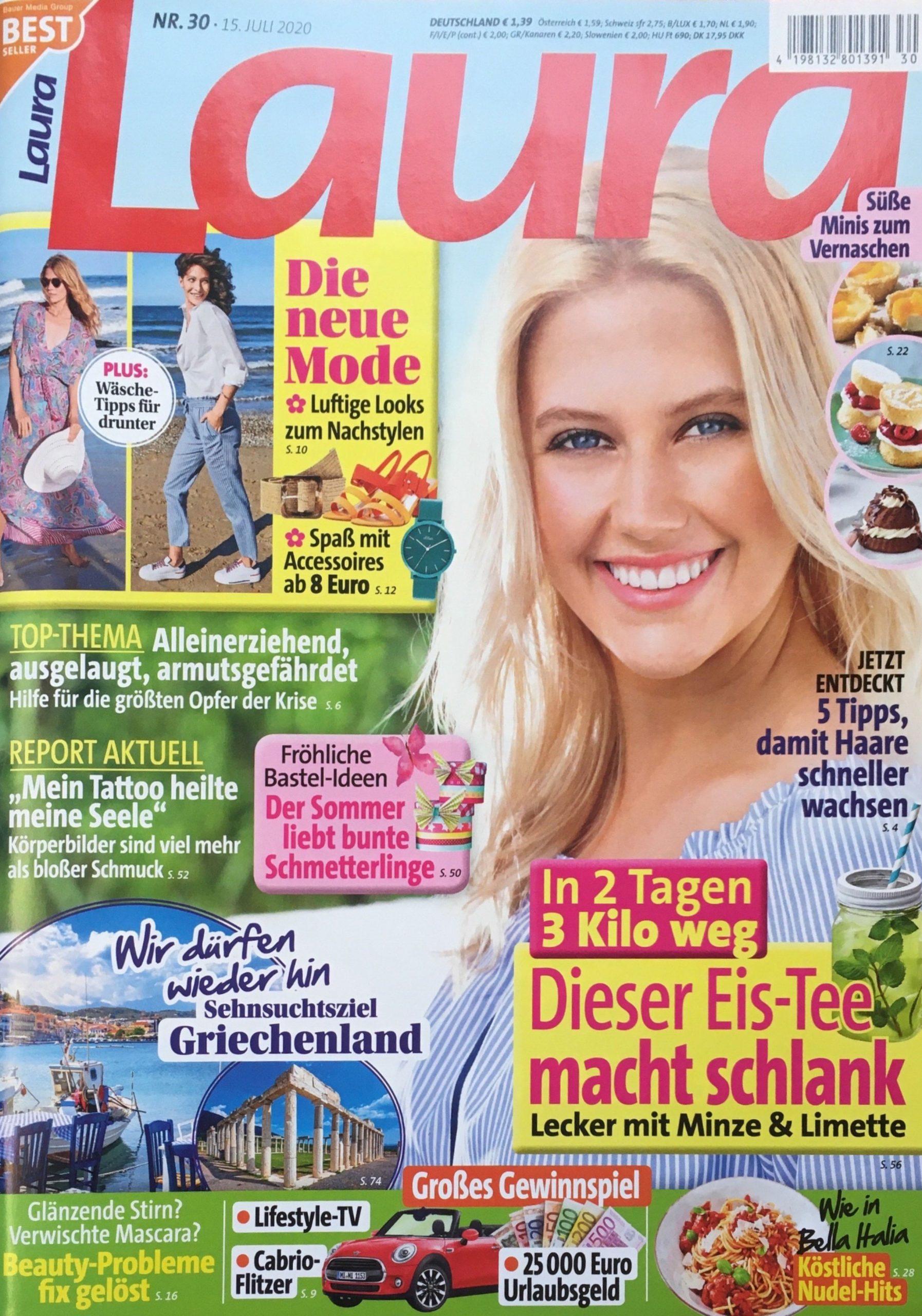 Zeitschrift Laura - Nummer 30, 15.Juli 2020