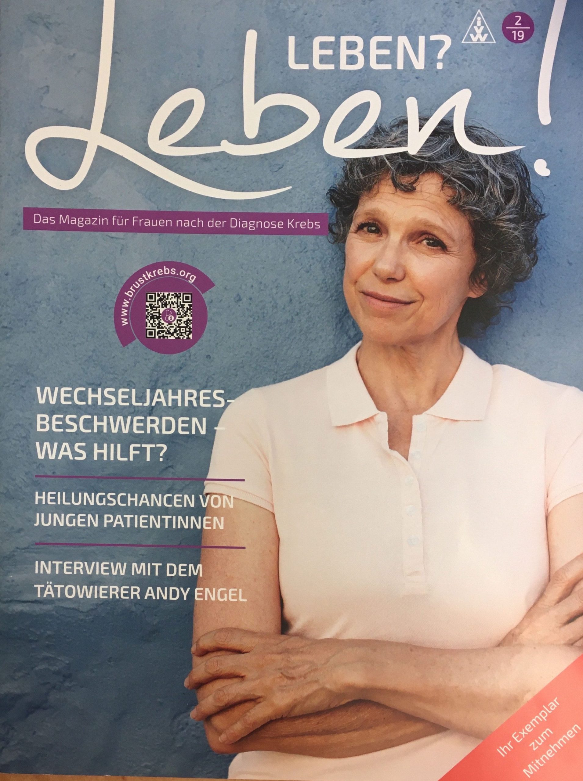 Zeitschrift Leben Leben - Ausgabe Februar 2019